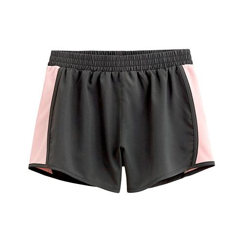 運動短褲-女