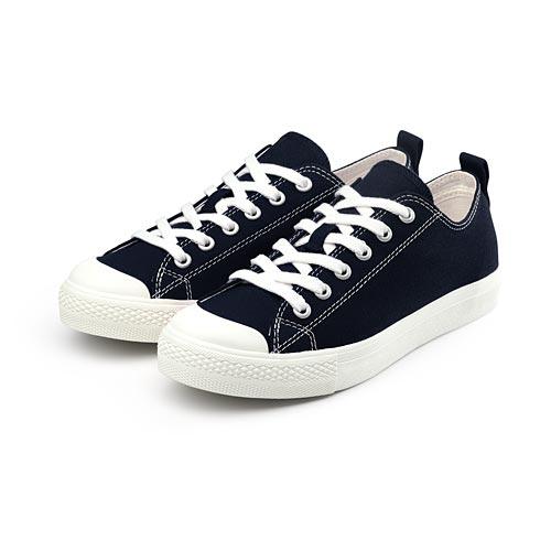 棉質帆布鞋-男