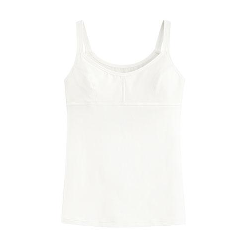 棉質細肩帶胸衣-女童