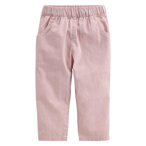直條紋休閒褲-Baby