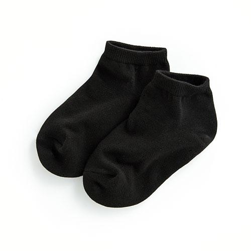 素色踝襪-童