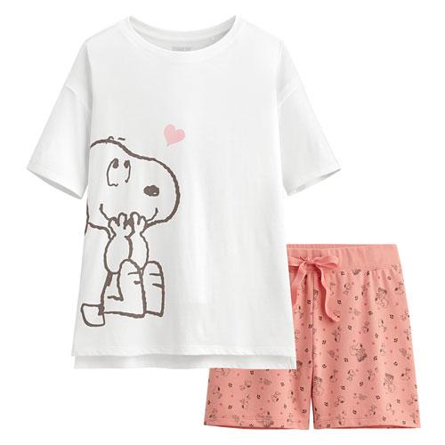史努比輕柔loungewear-女