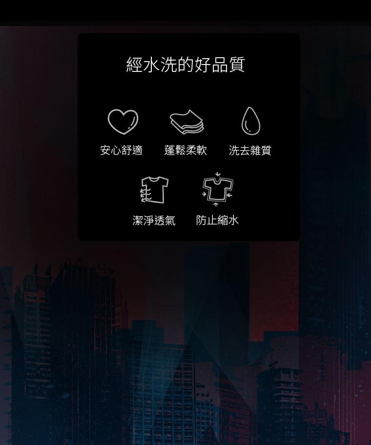漫威系列印花T恤-07-男