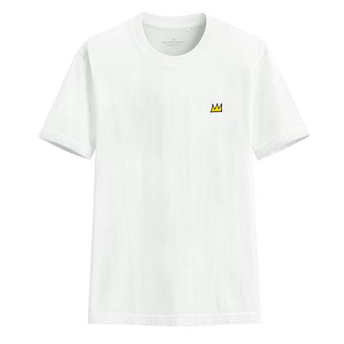 Jean-Michel Basquiat印花T恤-05-男