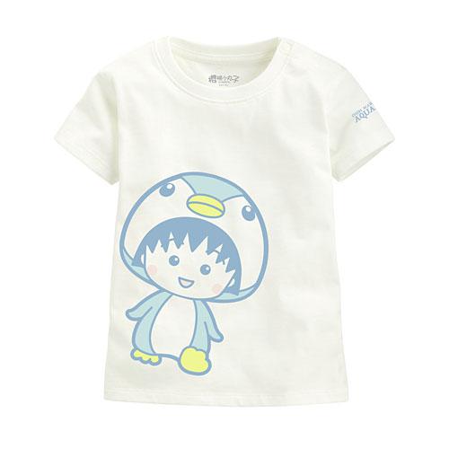 櫻桃小丸子印花T恤-13-Baby