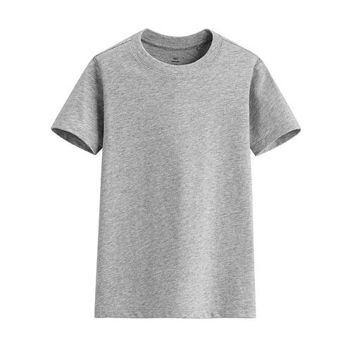Pima 棉圓領T恤-童