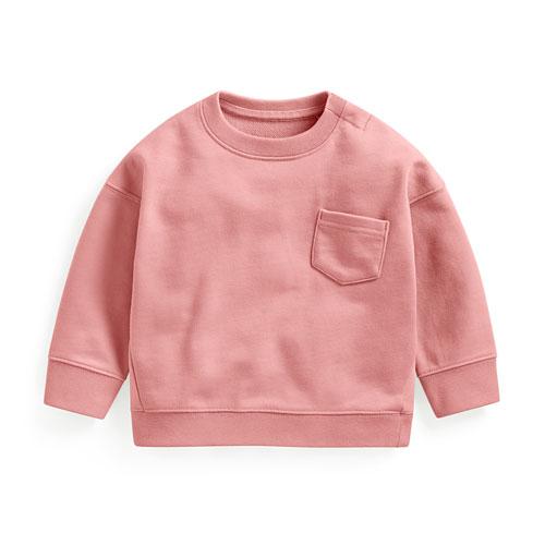 毛圈圓領衫-Baby