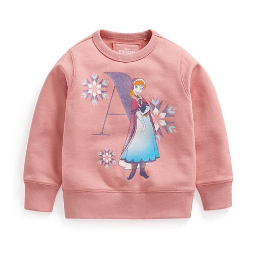 迪士尼系列毛圈圓領衫-05-童