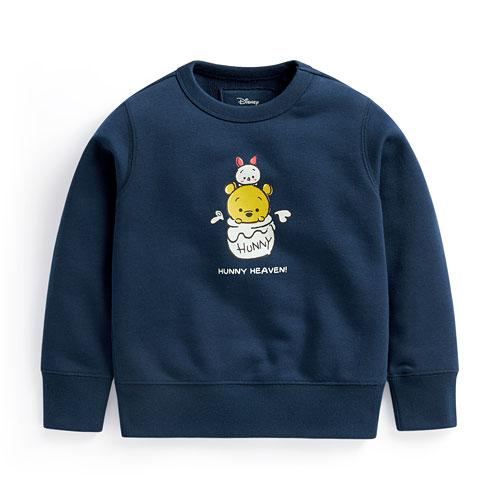 Tsum Tsum系列毛圈圓領衫-童