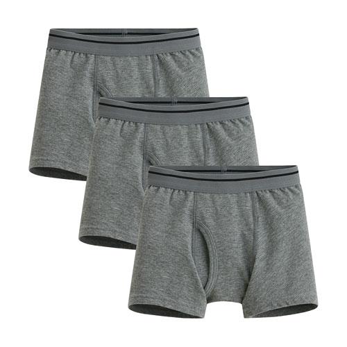 棉質內褲(3入)-男童