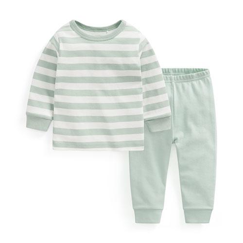 羅紋家居服套裝-Baby