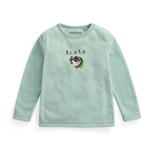 迪士尼系列Fleece印花上衣-童