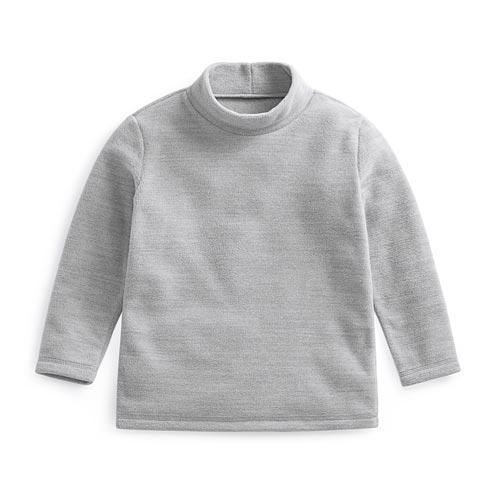 Fleece立領上衣-童