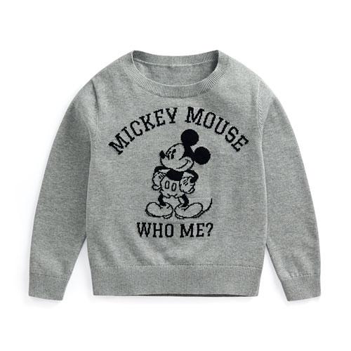 迪士尼系列提花針織衫-童