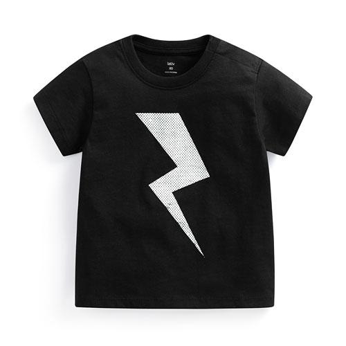 閃電印花T恤-Baby