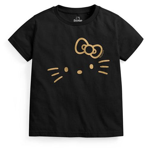 Hello Kitty印花T恤-02-童