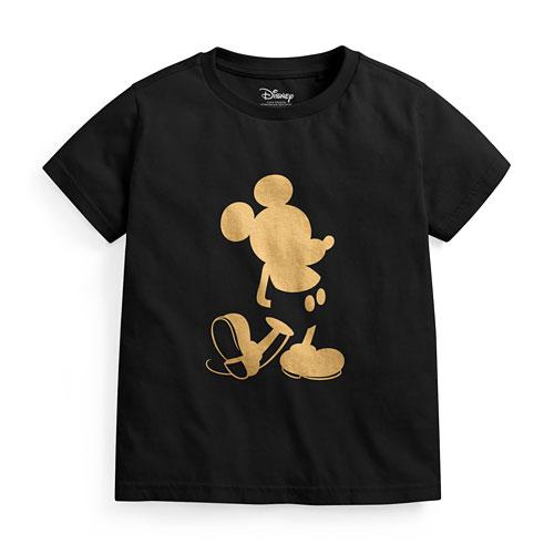 迪士尼系列印花T恤-08-童