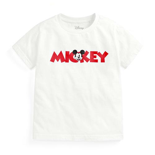 迪士尼系列印花T恤-07-童
