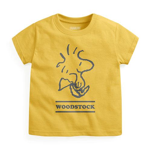 史努比印花T恤-08-Baby