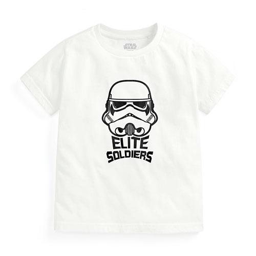 STAR WARS系列印花T恤-01-童