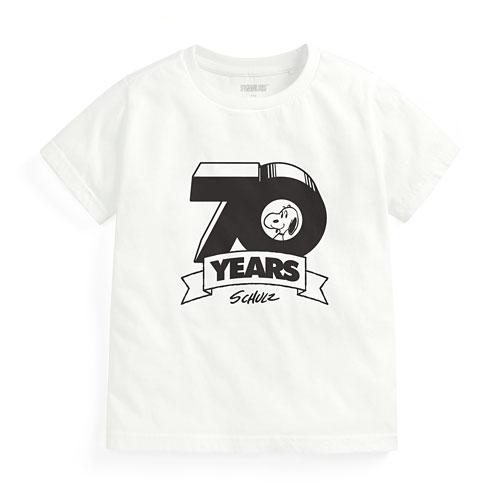史努比印花T恤-20-童