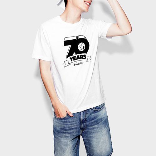 史努比印花T恤-20-男