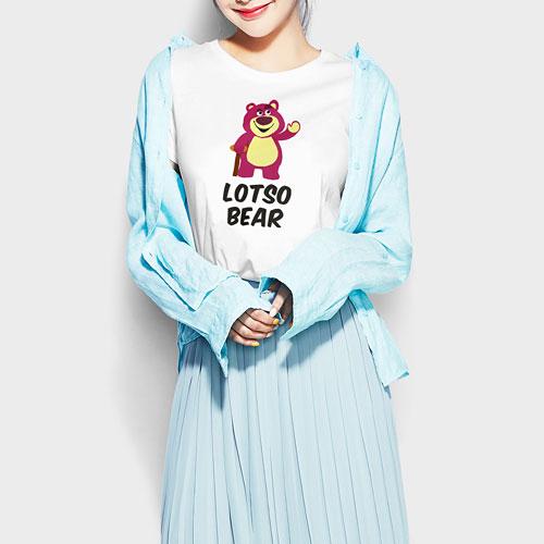 皮克斯系列印花T恤-02-女