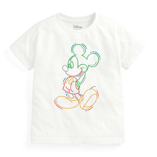 迪士尼系列印花T恤-04-童