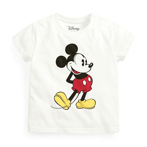 迪士尼系列印花T恤-06-Baby