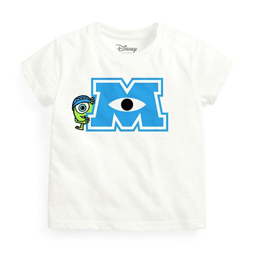 皮克斯系列印花T恤-01-Baby