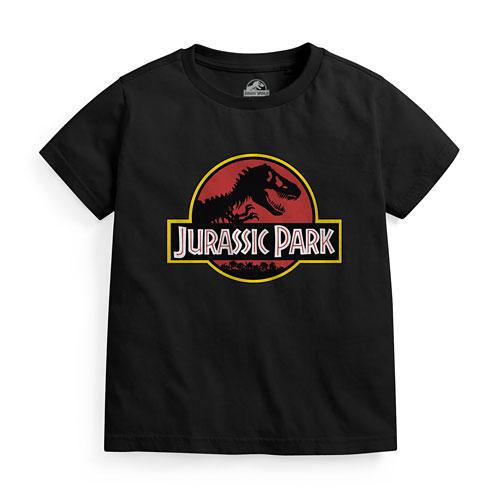 Jurassic World印花T恤-01-童