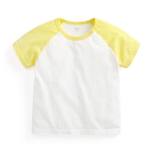 純棉拉克蘭袖T恤-Baby