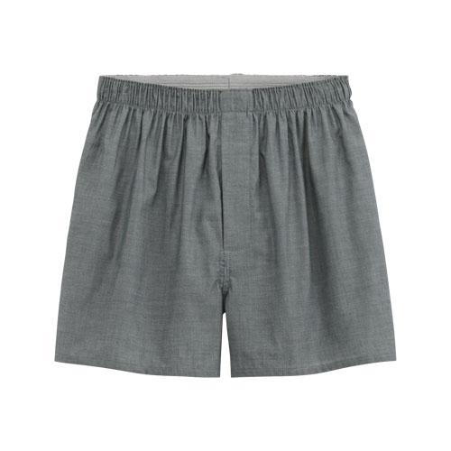 純棉四角褲-男