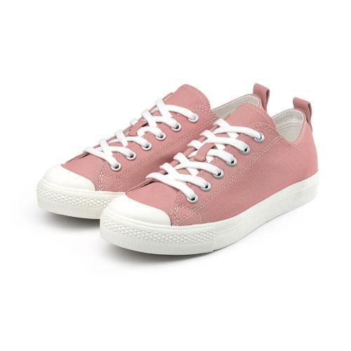 棉質帆布鞋-女