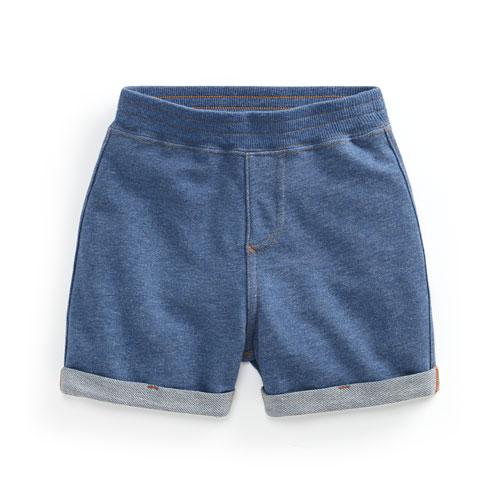 針織鬆緊短褲-Baby