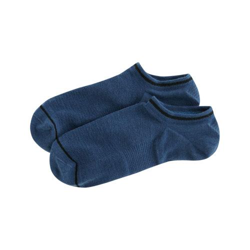 網眼船型襪-男