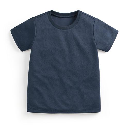 吸排圓領T恤-童