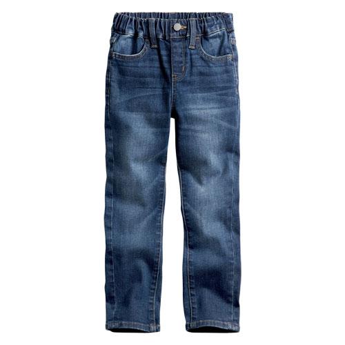直筒牛仔褲-童