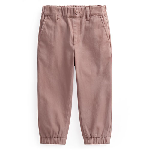 棉質束口褲-童
