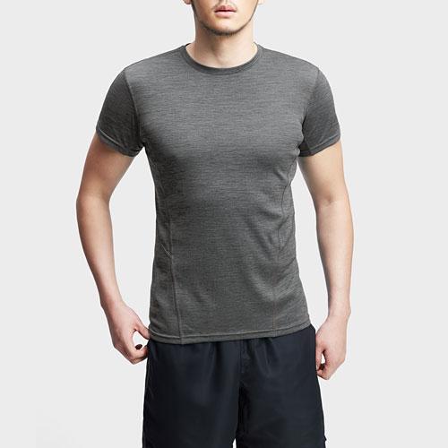 吸排短袖T恤-男