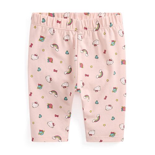 Hello Kitty彈力五分內搭褲-Baby
