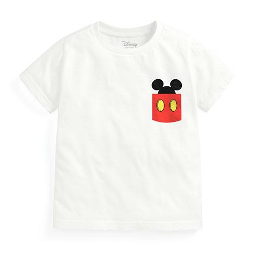 迪士尼系列印花T恤-10-童