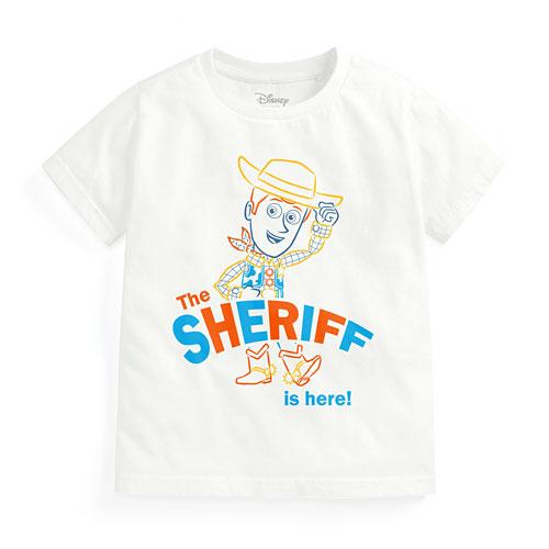 皮克斯系列印花T恤-07-童