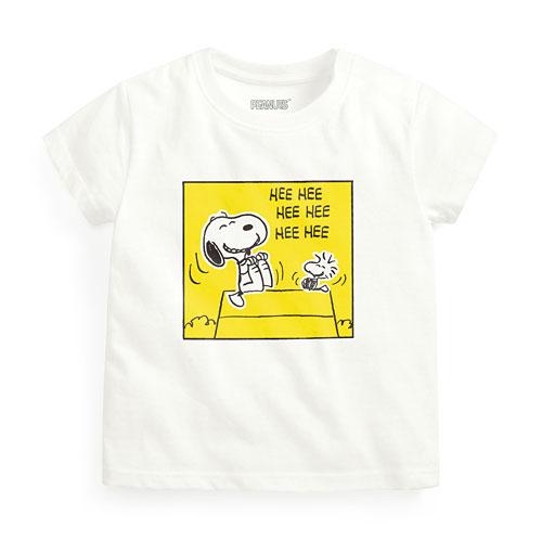 史努比印花T恤-22-Baby