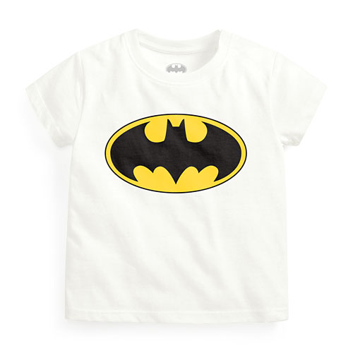 Batman印花T恤-01-Baby
