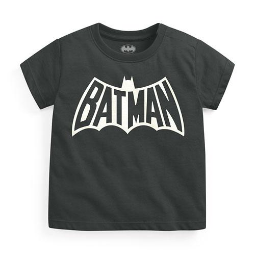 Batman印花T恤-02-Baby