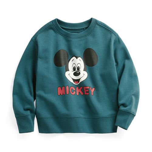 迪士尼系列毛圈圓領衫-01-童
