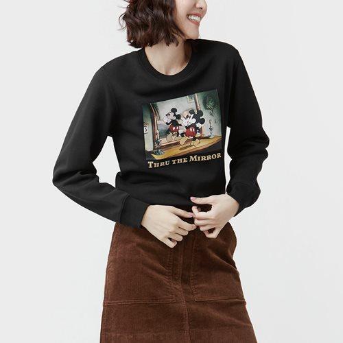 迪士尼系列刷毛圓領衫-26-女