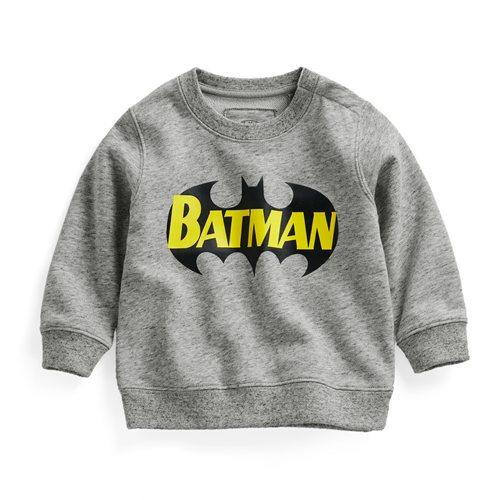 Batman毛圈圓領衫-01-Baby
