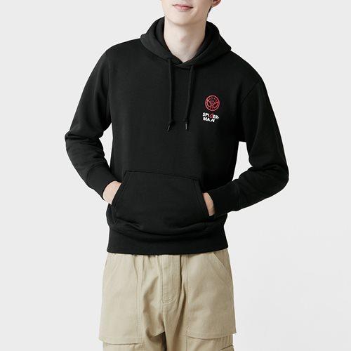 漫威系列刷毛連帽衫-07-男